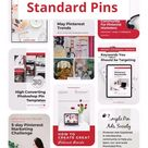 How to Make the Best Standard Pins on Pinterest