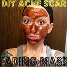 Burning Face Mask