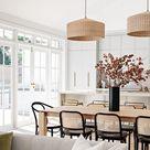 22+ Modern Dining Room Ideas