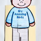 Human Body Project for Kids