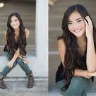 Senior Girl Poses