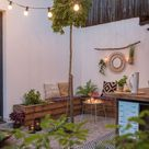 DIY Terrassen makeover   vorher/ nachher Teil 2   Leelah Loves