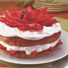 Strawberry Layer Cakes