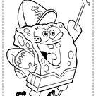 desenhos do bob esponja para colorir 134