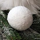 Styrofoam Ball Crafts