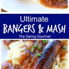 Ultimate Bangers and Mash Recipe