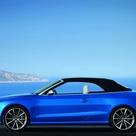Photoset 2014 Audi RS5 Cabriolet   Closing Top ...   GABEturbo