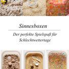 Der Sinnestisch und unsere Top 3 Sinnesboxen - Montessori Blog & Shop - MontiMinis