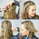 Cute Hairstyles For Medium Hair Easy To Do On Yourself