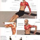 Übungen zur Kräftgung der Armmuskulatur und Brustmuskeln