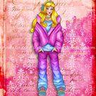 Aurora ~ Sleeping Beauty ~ Urban Culture, BOHO, Hippie, Tattoo, In the hood