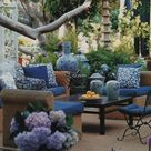 Blue Patio