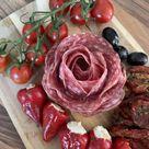 Salami Rose 🌹🤩