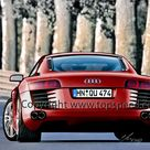 2007 Audi R8  Top Speed