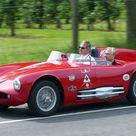 Alfa Romeo 750 Competizione red 1955