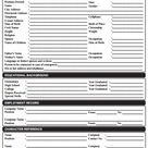 6 sample bio data form for job and mariage