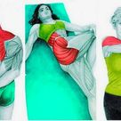 34 Pictures To See Which Muscle You're Stretching - Fitness and Power