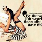 I'm wearing the smile.... - Style has No size