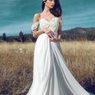 Lauren Elaine CAMELLIA - LEBR00153CM Wedding Dress | New, Size: 4, $795