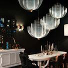 Meshmatics chandelier