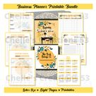 Small Business Planner / Order Book for Customer Orders