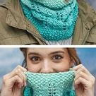 Easy Cowl Knitting Patterns