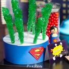 Superman Birthday Party
