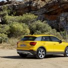 Audi Q2   Vegas Yellow