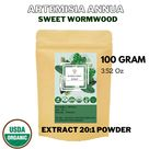 Artemisia Annua 201 Extract Powder 100 Pure Sweet Wormwood   Etsy