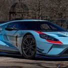 Barely Driven 2020 Ford GT MkII With 700 Horsepower Going Under the Hammer