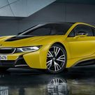 2018 BMW i8 Protonic Frozen Yellow   And again one more...