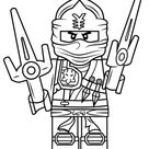 Lego Ninjago Jay ZX coloring page | Free Printable Coloring Pages