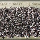 Tee Shirt Rug