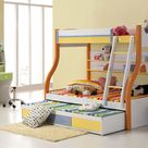 Contemporary Childrens Bunk Beds   Belvisi Furniture