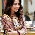 Neelam Muneer in Beautiful Salwar Kameez Dress