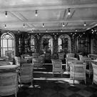 Titanic's Interior