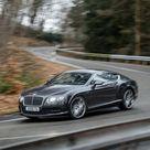 2015 Bentley Continental GT Speed @ Top Speed