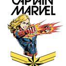 Captain Marvel fanart, DmoL Funpen