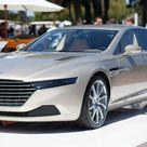 Aston Martin Lagonda Taraf prezentat oficial la Pebble Beach 2015 super saloon cu producţie limitată   Volan.ro