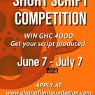 Ghana Film Foundation Launches Annual Short Film Script Competition