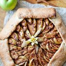 Deliciously Easy Apple Galette -the Perfect Fall Dessert!