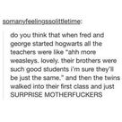 Harry Potter Funny Tumblr