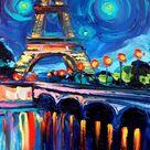 Paris Drawing