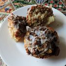 Cinnamon Roll Muffins (small batch)