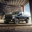 2021 Chevrolet Silverado HD Carhartt Special Edition @ Top Speed