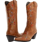 Roper floral vine embroidered boot + FREE SHIPPING
