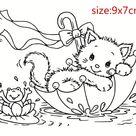 2.4US $  Dier Transparante Siliconen Clear Rubber Stempel Vel Cling Scrapbooking DIY Leuke Patroon Fotoalbum PaperCard Decor Stempel Stamps    - AliExpress