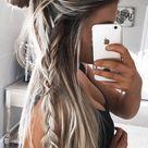 21 Easy & Natural Summer Hairstyles For 2021   Beachy Summer Hair