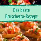 Heute mal ein Klassiker: So machen Sie Bruschetta mit Tomaten