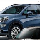Nel 2018 la Fiat 500X verrà rinnovata